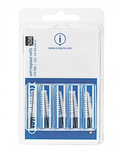 Hambavaheharjade täitepakk, proteesidele, 508