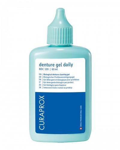 Denture cleaning gel BDC Daily, 60 ml