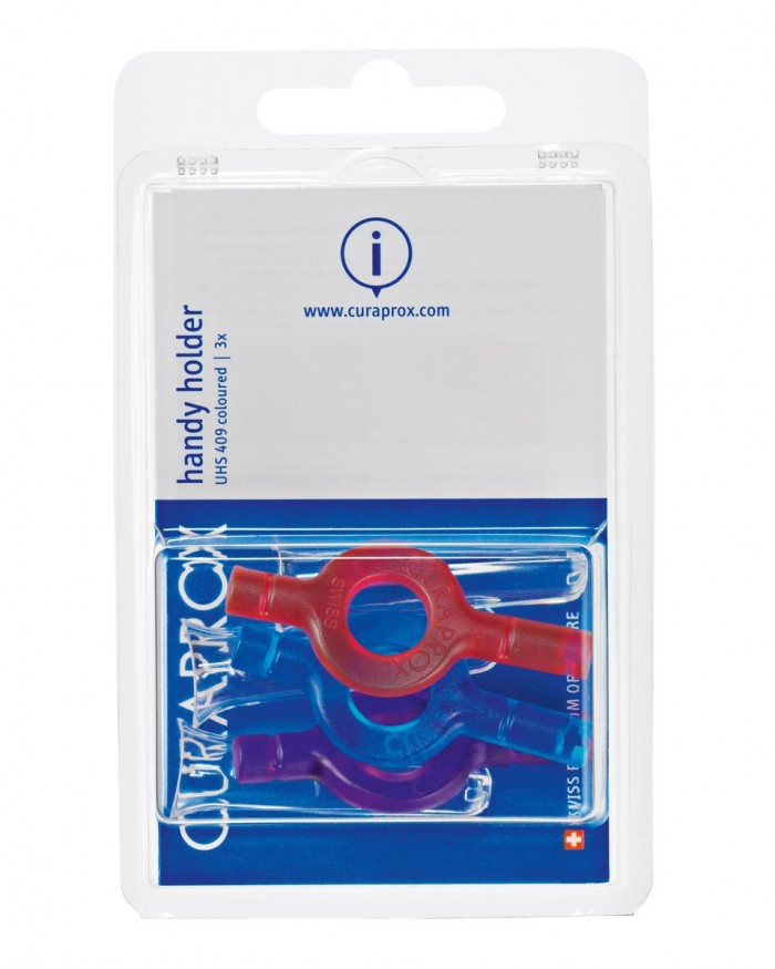 UHS 409 handy holder 3x coloured